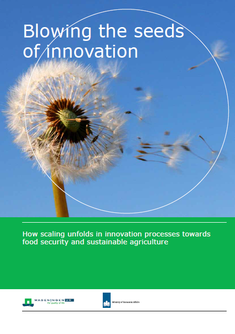 blowing the seed of innovation